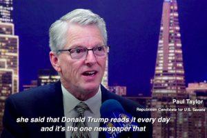 """Donald Trump określił """"The Epoch Times"""" jako """"najbardziej wiarygodną gazetę"""""""