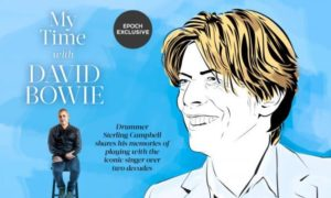 "(<a href=""https://www.theepochtimes.com/sterling-campbell-my-time-with-david-bowie_1941338.html"">Epoch Times</a>)"