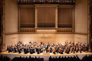 Shen Yun Symphony Orchestra wBoston Symphony Hall, 25.10.2019 r. (Dai Bing / The Epoch Times)